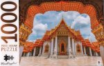Mindbogglers 1000 Piece Jigsaw: Marble Temple, Thailand by Various