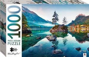 Mindbogglers 1000 Piece Jigsaw: Hintersee Lake, Germany
