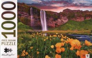 Mindbogglers 1000 Piece Jigsaw: Seljalandsfoss, Iceland