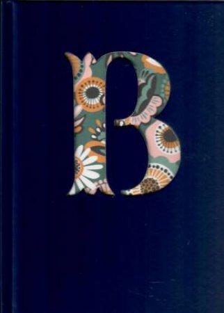 Alphabet Journal: B