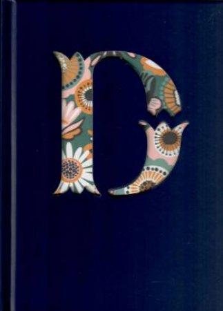 Alphabet Journal: D