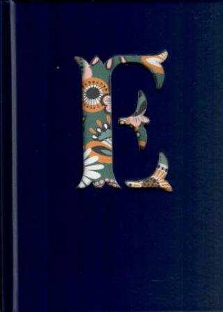 Alphabet Journal: E