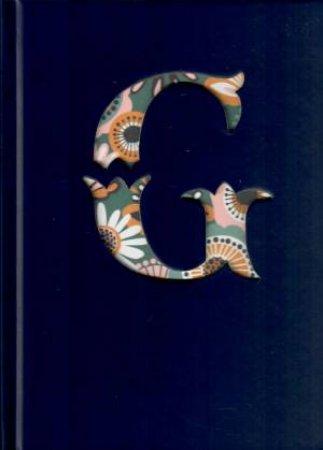 Alphabet Journal: G