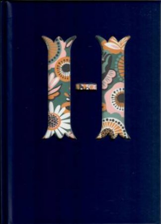 Alphabet Journal: H