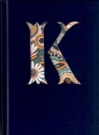 Alphabet Journal: K