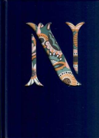 Alphabet Journal: N