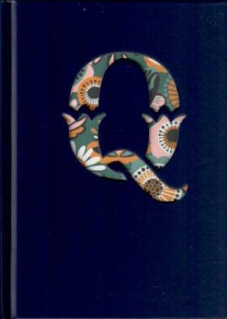 Alphabet Journal: Q