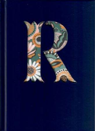 Alphabet Journal: R