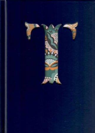 Alphabet Journal: T