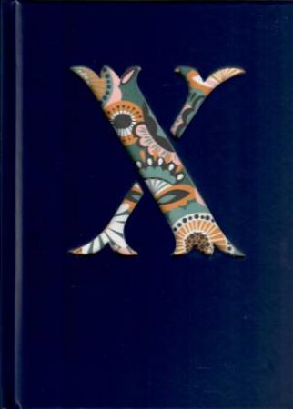 Alphabet Journal: X