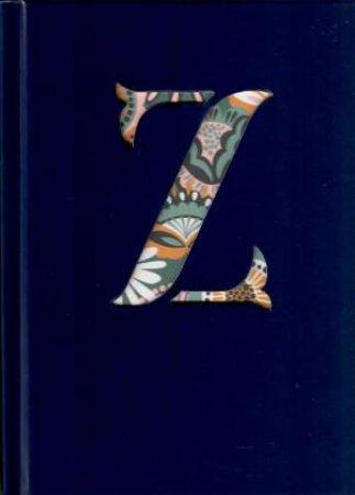 Alphabet Journal: Z