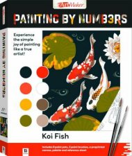 Painting By Numbers Koi Fish