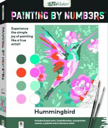 Painting By Numbers: Hummingbird by Various