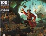 100 Piece Childrens Jigsaw Pirate Treasure