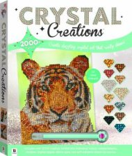 Crystal Creations Wild Tiger