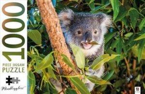 Mindbogglers 1000 Piece Jigsaw: Koala, Queensland, Australia