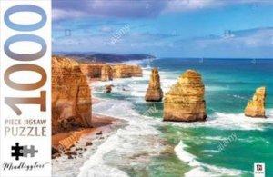 Mindbogglers 1000 Piece Jigsaw: Twelve Apostles, Victoria, Australia