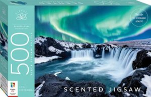 Elevate Scented 500pc Jigsaw: Cool Peppermint by Various