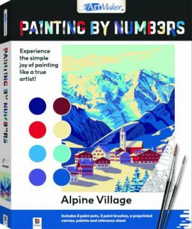 Painting By Numbers: Alpine Village by Various
