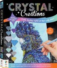 Crystal Creations Blue Cockatoo