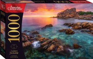 Australian Geographic 1000-Piece Jigsaw: Castle Rock by Various