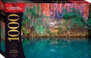 Australian Geographic 1000-Piece Jigsaw: Lawn Hill Gorge by Various
