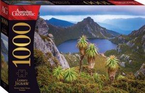 Australian Geographic 1000-Piece Jigsaw: Lake Oberon by Various