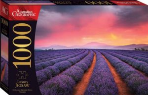 Australian Geographic 1000-Piece Jigsaw: Bridestowe Estate by Various