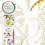 Paint By Numbers Foil Reflections Jungle Jumble