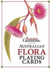 Australian Flora Playing Cards