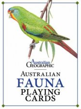 Australian Fauna Playing Cards