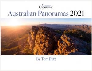 Australian Geographic Panorama Calendar 2021 by Various