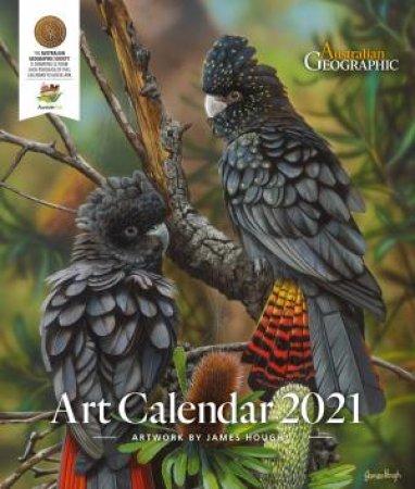 Australian Geographic Art Calendar 2021 by Various