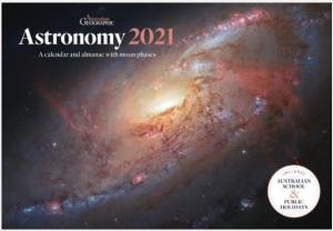 Australian Geographic Astronomy Calendar 2021 by Various