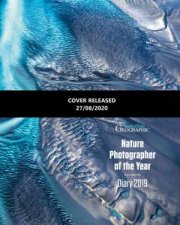Nature Photographer Of The Year Diary 2021