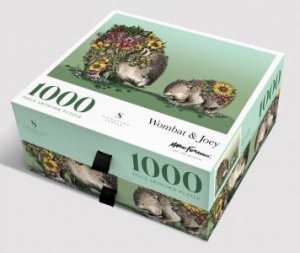 Signature Series Puzzle Wombat & Joey by Various