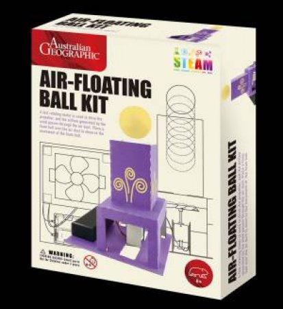 Australian Geographic: Air Floating Ball Kit by Various