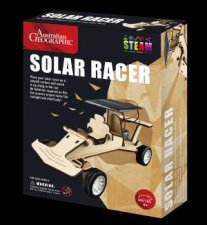 Australian Geographic Solar Racer