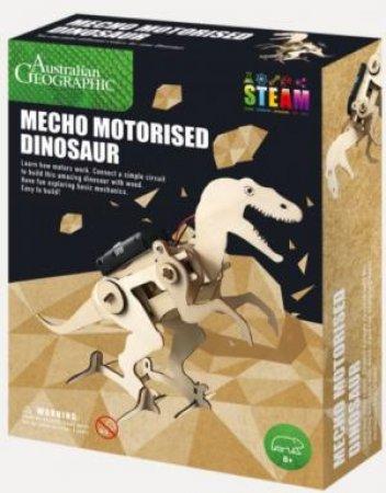 Australian Geographic: Motorised Dinosaur by Various