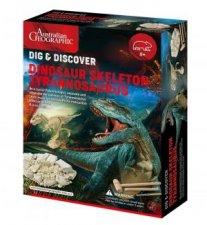 Australian Geographic Dinosaur Fossil Kits Tyrannosaurus Skeleton