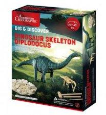 Australian Geographic Dinosaur Fossil Kits Diplodocus Skeleton