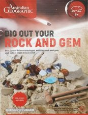 Australian Geographic Real Rock  Gem Dig  Discover