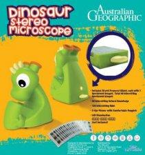 Australian Geographic Dinosaur Stereo Microscope