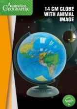 Australian Geographic 14cm Standard Globe