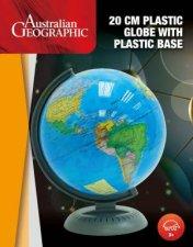 Australian Geographic 20cm Standard Globe