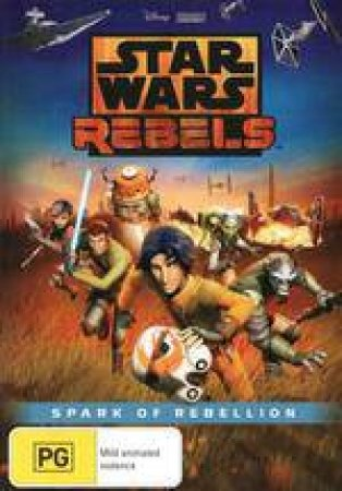 Star Wars: Spark of Rebellion - Ex-Rental by Various - 9398522246039 - QBD  Books