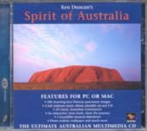 Spirit Of Australia - CD by Ken Duncan