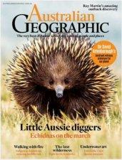 Australian Geographic Issue 159 2020 November  December