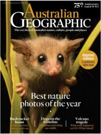 Australian Geographic Issue 158 2020 September - October by Various