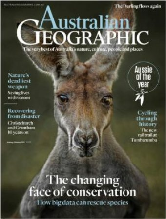 Australian Geographic Issue 160 2021 January - February by Direct Response